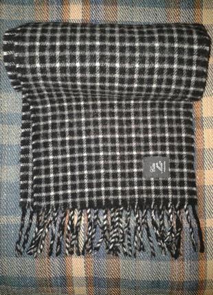 Кашемирово-шерстяной шарф gitta della moda