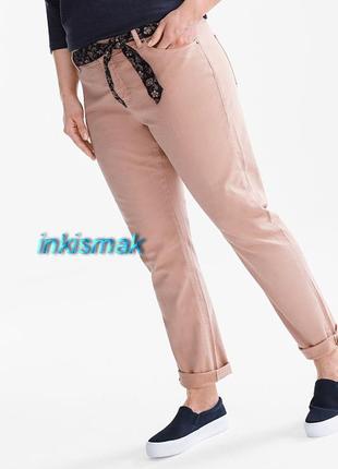 Брюки джинсы стрейч большой размер c&a yessica германия
