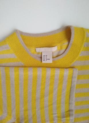 Стильный топ кофта блуза футболка h&m