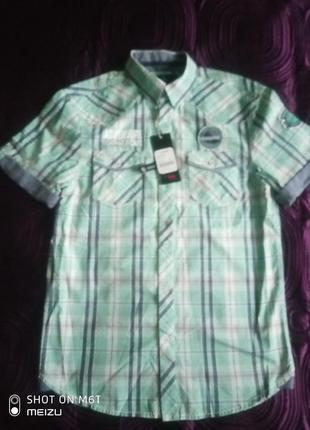Рубашка из натуральной ткани,  германия