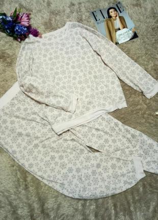 Мягусенькая пижамка