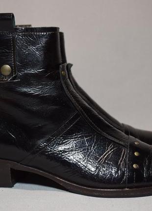 Ботинки ботильоны laura bellariva женские кожаные. италия. оригинал. 38 - 39 р./25.5 см.