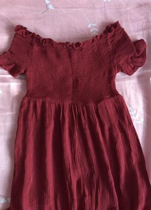 Платье макси от primark
