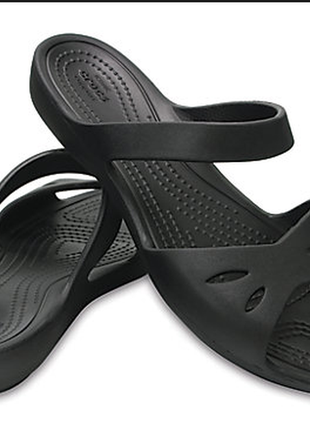 Шлепанцы вьетнамки флипфлопы женские кроксы  crocs оригинал