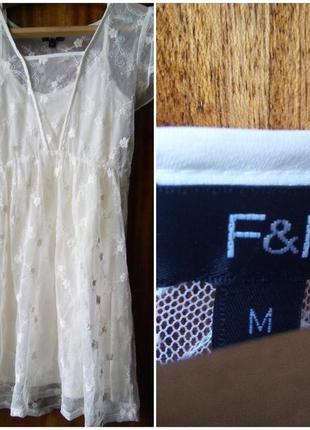 Сукня платье f&f