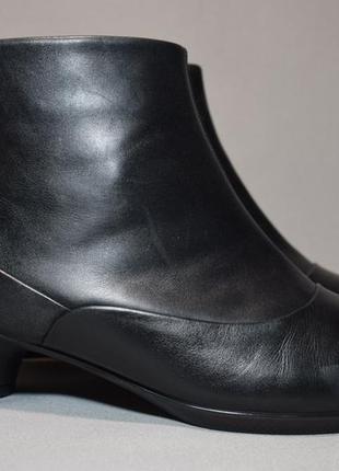Ботинки ботильоны ecco gtx gore-tex женские кожаные. индонезия. оригинал. 42 р./28 см.