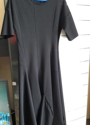 Стильное длинное платье cos.