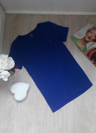 Модная футболка размер м- л ralph lauren оригинал