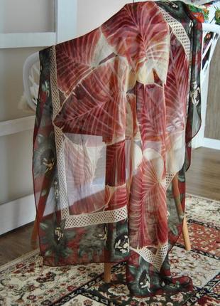 Шелковый платок  basler /шовкова хустка шарф