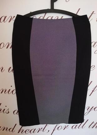 Розпродаж! очень красивая юбка с высокой талией фирмы f&f