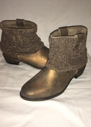 Ботинки *tamaris* кожа германия р.40 ( 26.00 см)
