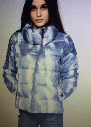 Куртка серая демисезон
