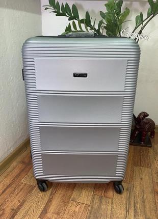 Польские чемоданы,валіза,на 4 колесах,сумка на колесах,большой средний ручная кладь