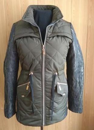 Демисезонная куртка - трансформер