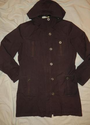 Куртка на синтепоне 46-48 размер