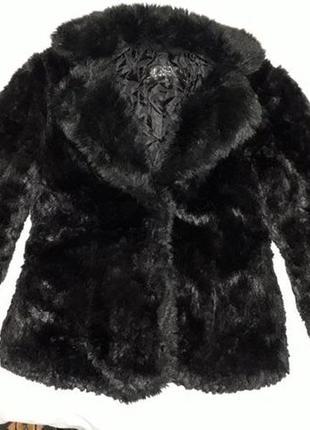 Полушубок/пальто. очень мягкий мех.