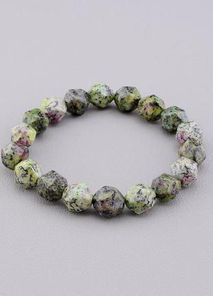Браслет 'sunstones' цоизит 18 см. 0707940