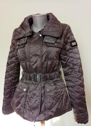 Теплый пуховик куртка на пуху