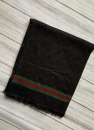 Палантин шарф gucci
