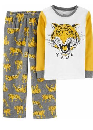 Пижама для мальчика рр.134-152 carter's (картерс)