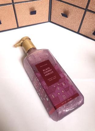 Жидкое мыло для рук bath and body works