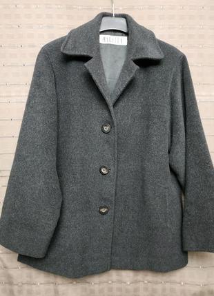 Укороченное пальто marella, линейка max mara