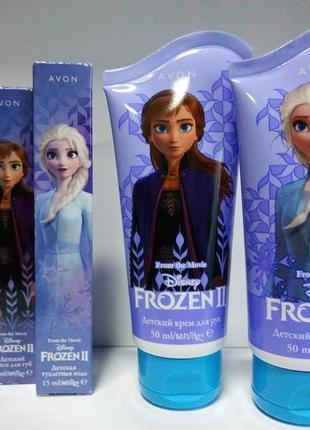 Набір дитячий frozen ll