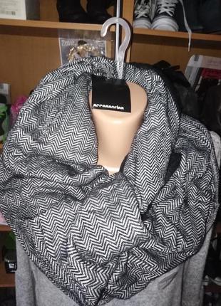 Трендовый шарфик хомут