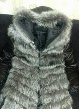 Зимнее пальто трансформер