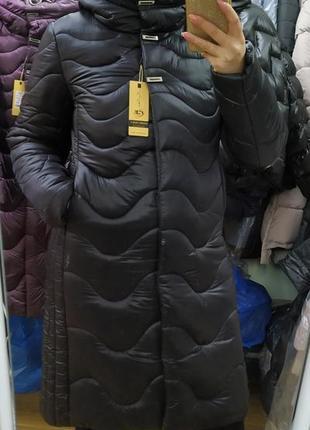 Удлиненная куртка-пуховик gf распродажа 🥰