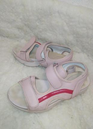 Спортивные босоножки сандалии 38 24,5 см