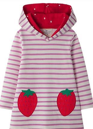 Платье для девочки, 2-7 лет