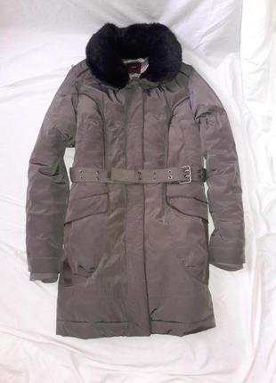 Пуховик пальто next 18размер
