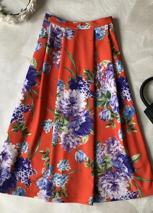 Шикарная новая юбка миди primark