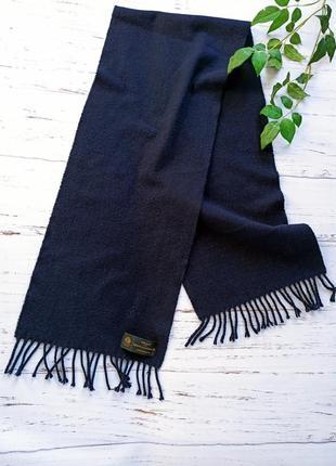 Мужской шерстяной шарф m&s