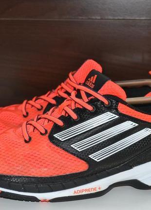 Adidas adizero feather elite 2 кроссовки зальные, для гандбола