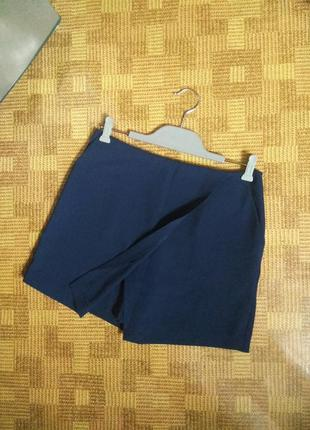 Шорты-юбка шорты юбка motivi италия 44р