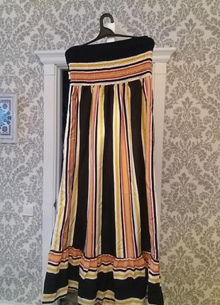 Платье сарафан boohoo