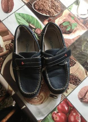 Туфли, макисини (кожа)