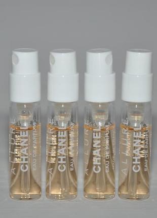 Chanel allure парфюмированная вода {пробник}