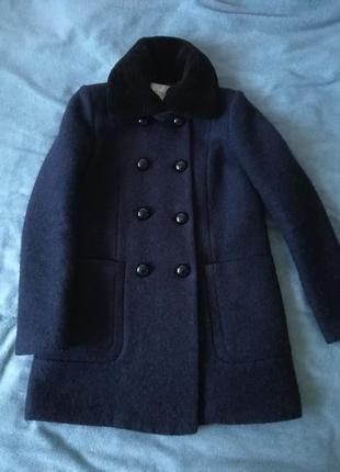Пальто zara жіноче