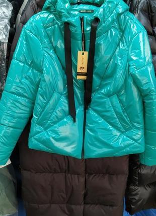 Куртка gf на термоподкладке в расцветках