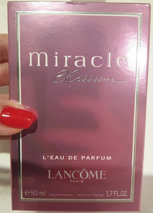 Lancome miracle blossom 100 ml