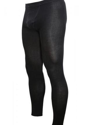 Кальсоны подштанники мужские черные duna4 фото