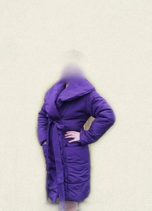 Хит! женское дутое пальто с карманами!