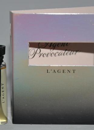 Agent provocateur l'agent парфюмированная вода (пробник)