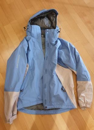 Курточка зимняя саломон