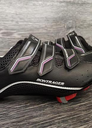 Велотуфли bontrager race road women's shoe