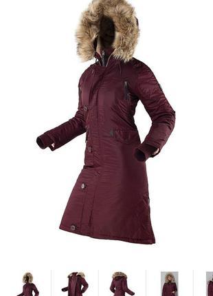 Пуховик, пальто airboss