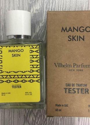 Манго скин 💛 mango skin 60ml нишевый парфюм стойкий, сочный, красивый аромат на лето 💛